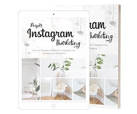 Proper Instagram Marketing